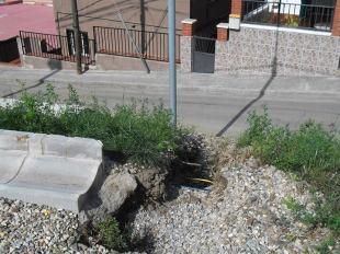 Allau de pedres a la Montanyeta (1)